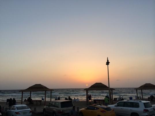 Laut Merah; Jeddah
